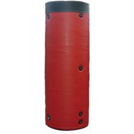 BakiLux АБН-1Н-350 аккумулирующая емкость с нижним змеевиком из нержавеющей стали для подкючения солнечых коллекторов без изоляции
