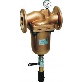 Фланцевый фильтр с обратной промывкой Honeywell F78TS-80FD (F76S-80FD)